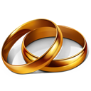 Wedding Rings Graphic